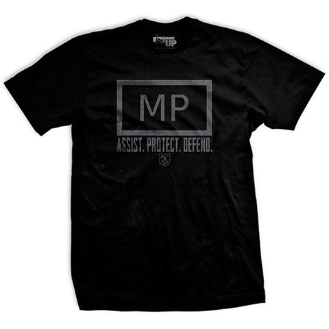 "Military Police ""Assist, Protect, Defend"" T-Shirt"