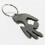 Made You Look Bottle Opener Keychain
