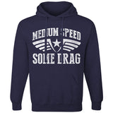 Medium Speed Some Drag Hoodie