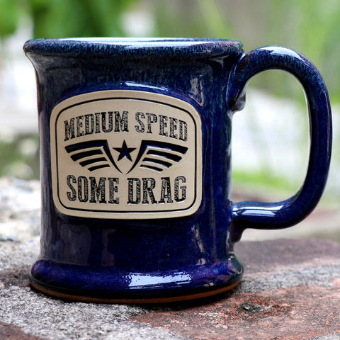 Medium Speed Stoneware Mug