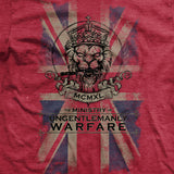 Ministry of Ungentlemanly Warfare Redux T-Shirt