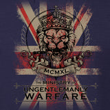 Ministry Of Ungentlemanly Warfare Hoodie