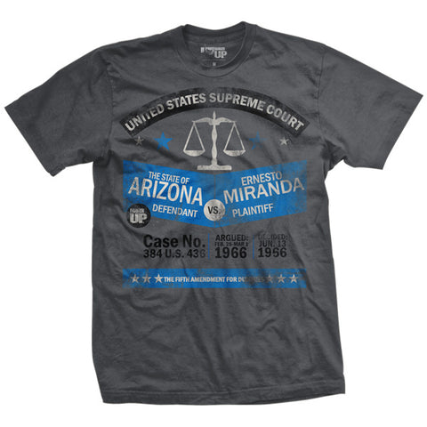 Miranda V Arizona Vintage-Fit T-Shirt