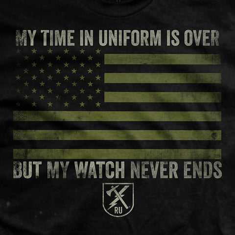 My Watch Never Ends T-Shirt