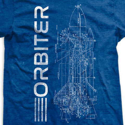 NASA Orbiter T-Shirt