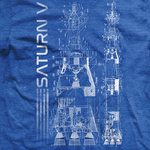 NASA Saturn V T-Shirt