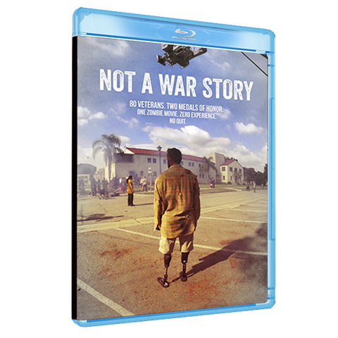 Not Another War Story Blu Ray