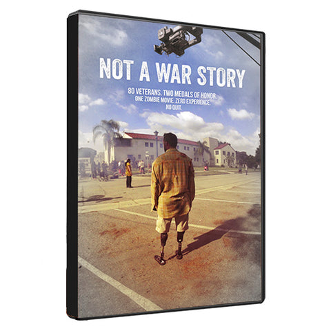 Not Another War Story DVD