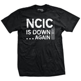 NCIC is Down Vintage-Fit T-Shirt