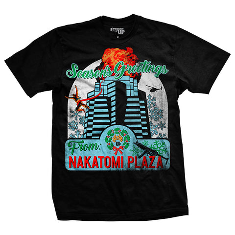 Nakatomi Plaza Vintage-Fit T-Shirt