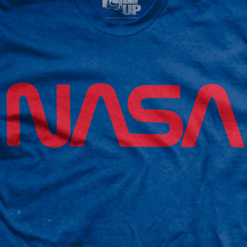 "The NASA ""Worm"" T-Shirt"