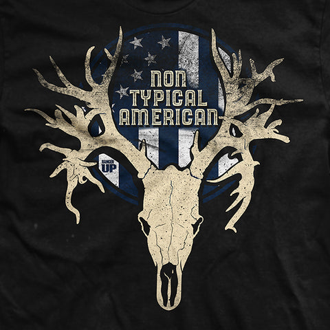 Non-Typical American T-Shirt