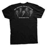 Old Man's Club Founding Father's T-Shirt