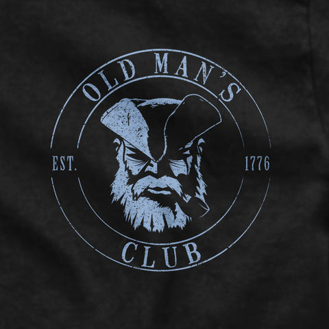 Old Man's Club - Not Particularly Likable T-Shirt