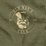 Old Man's Club - Finally Free T-Shirt