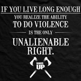 OMC -Violence is an Unalienable Right T-Shirt