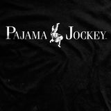 Pajama Jockey - Black - T-Shirt