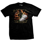 Pale Horse Cat T Shirt