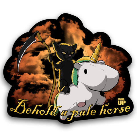 Pale Horse Sticker