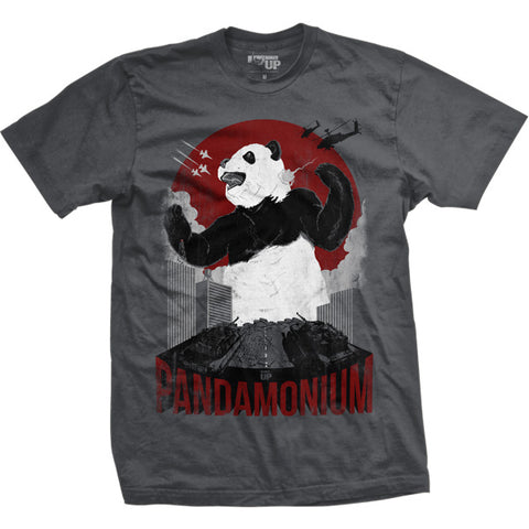 Pandamonium Vintage-Fit T-Shirt