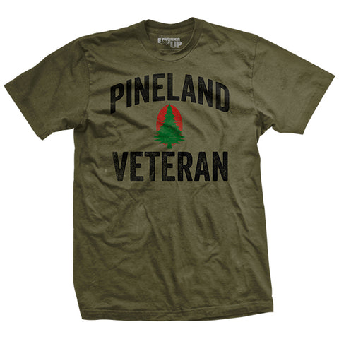 Pineland Veteran T-Shirt