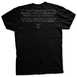 The Moral High Ground T-Shirt