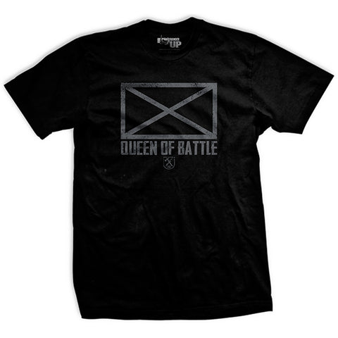 Infantry Queen of Battle T-Shirt