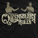 Queensbury Rules Vintage T-Shirt