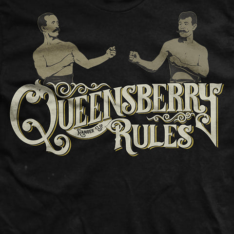 Queensbury Rules T-Shirt