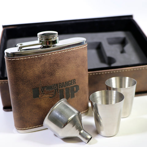 Gentleman's Flask Kit