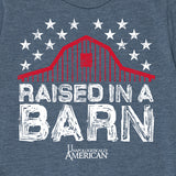 Kid's Raised in a Barn Tee