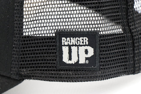 Ranger Up Baseball Script Hat