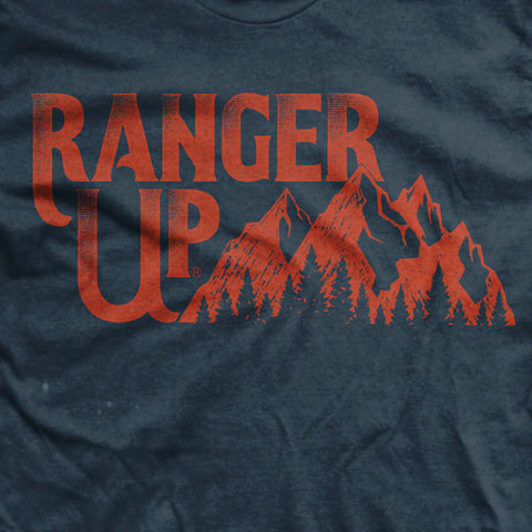 RU Mountains T-Shirt