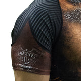 Brown Rash Guard
