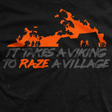 Raze A Village  Normal Fit T-shirt