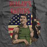 Reagan's Raiders T-Shirt