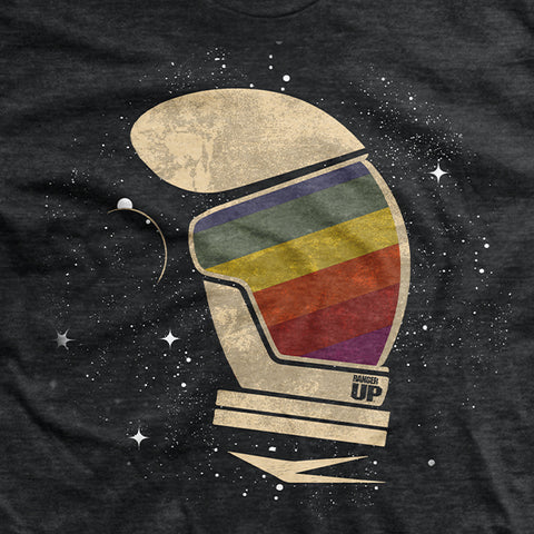 NASA Retro Helmet T-Shirt