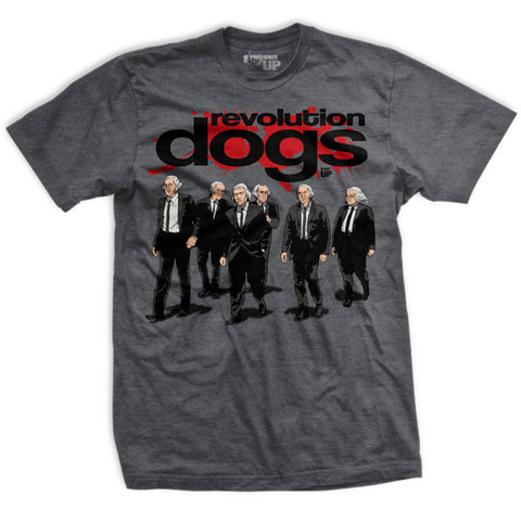 Revolution Dogs Vintage Fit T-Shirt