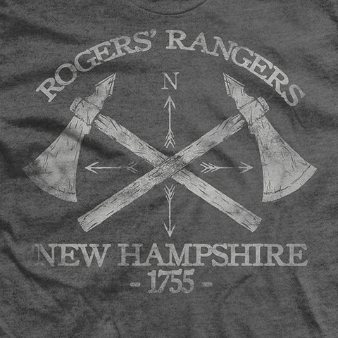 Members Only Rogers' Rangers T-Shirt