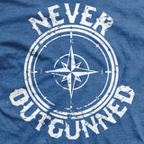 Never Outgunned T-Shirt