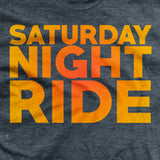 Saturday Night Ride Vintage Wrestling T-Shirt