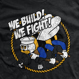 Seabees Vintage T-Shirt