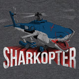 Kid's Sharkopter Tee