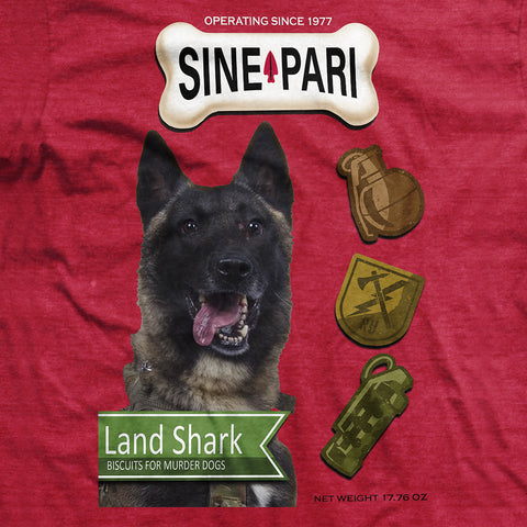 Sine Pari Biscuits T-Shirt