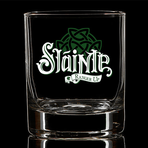 Slainte Whiskey Glass