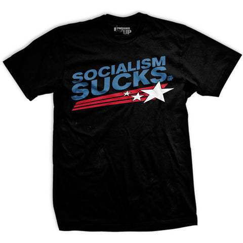 Socialism Sucks T-Shirt