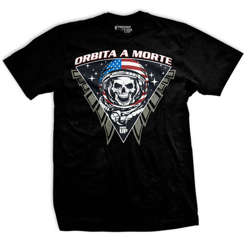 Space Force Death From Orbit T-Shirt