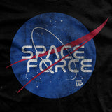 Space Force Logo Vintage T Shirt