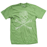 Hoist the Black Flag - Green - Vintage Shirt