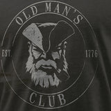 Old Man's club - Black - Tank